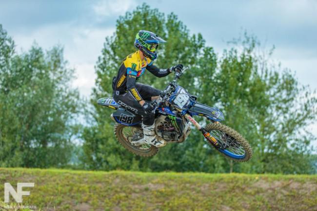 Race results: EMX250 RD2 – Latvia