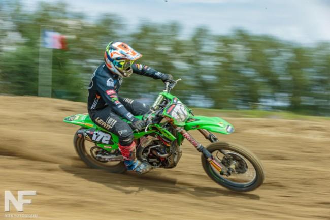 MX2 qualifying results – Latvia
