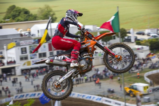 Interview: Alexander Brown reflects on his Motocross career and having to stop racing professionally