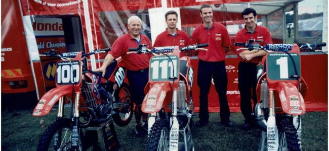Interview: Nick Moores on his time working at CAS Honda and Factory KTM