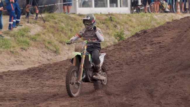 Video: BUD Racing in action at the opening French Elite