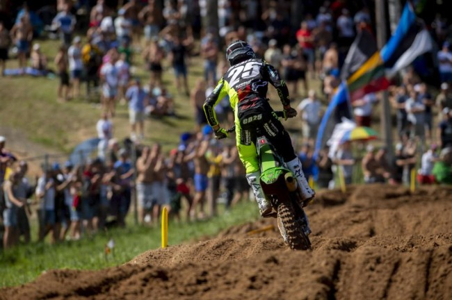 MXGP of Flanders: Entry lists