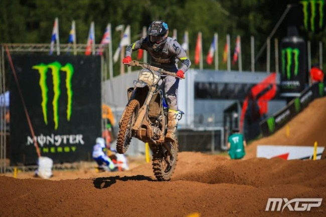 Interview: Tim Edberg – running at the front of EMX250 in 2020