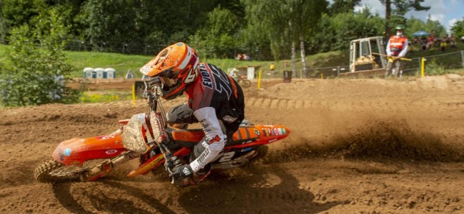 Everts returns to EMX125 for Faenza
