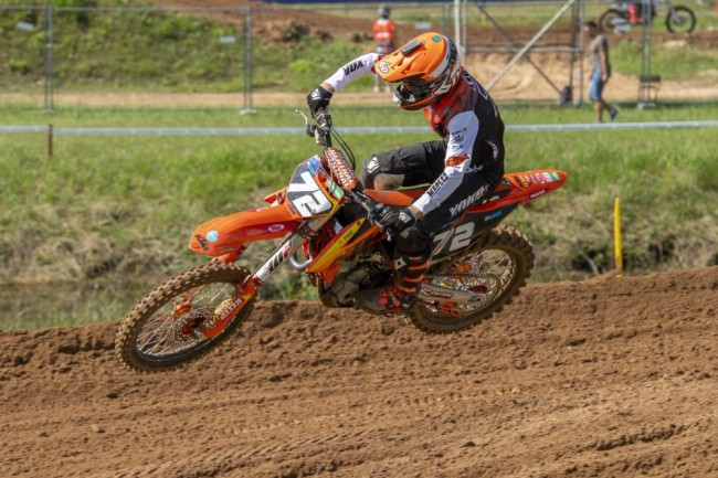 Video: Liam Everts discusses EMX250 triple header at Latvia