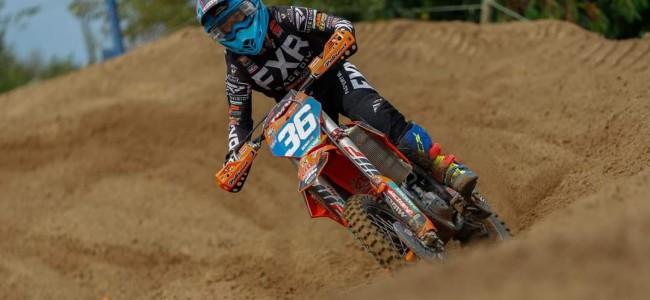 Avrie Berry leaves CreyMert Racing