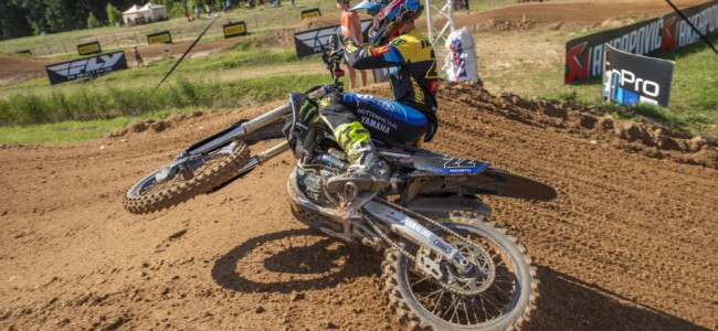 Qualifying results: EMX250 RD4 – Kegums