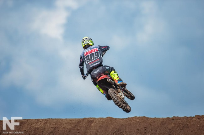 125cc & WMX Race Results: Axel International