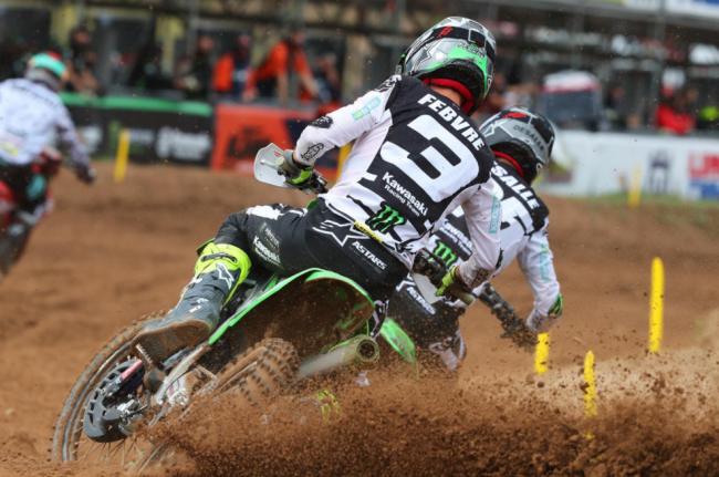 Febvre and Desalle on their MXGP of Riga