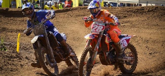 Race results: MX2 World Championship RD4 – Riga