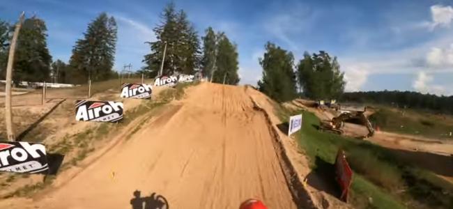 GoPro: Mitch Evans – MXGP of Kegums