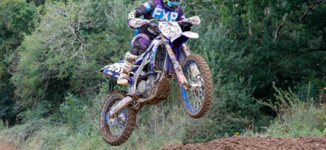 Taylor Hammal on his first ever MX Nationals race win