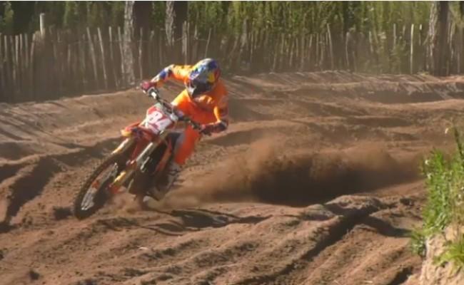 Video: Jeffrey Herlings – ready  for MXGP restart
