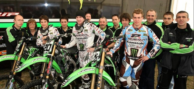 The Luisetti family and Kawasaki – the story continues!
