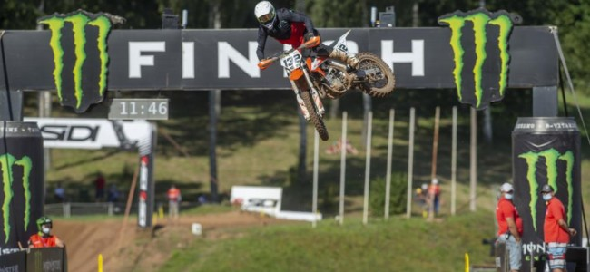 Qualifying results: EMX Open RD3 – Kegums