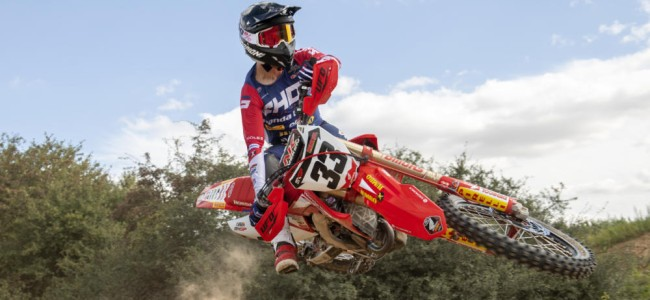 Julien Lieber retires from professional Motocross