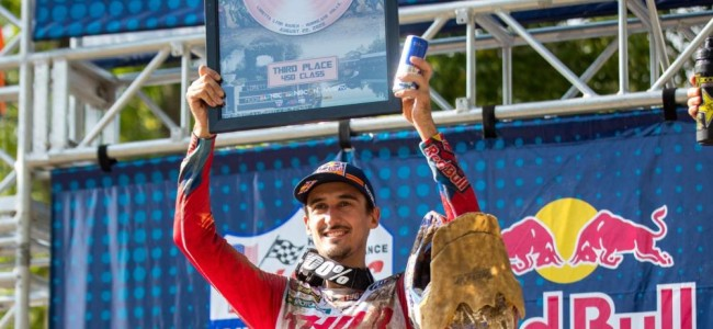 Musquin pumped to be back on the podium
