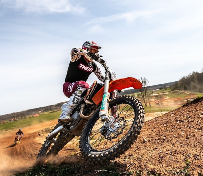 Race results: EMX Open RD1 – Latvia