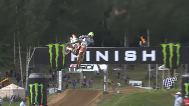 Video: MXGP of Riga Highlights – chaotic GP!