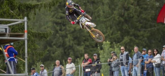 Thomas Kjer Olsen laments loss of final MX2 title chance