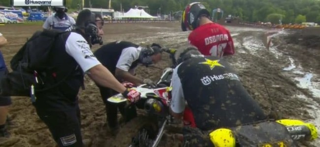 Drama for Osborne at Loretta Lynn's II qualifying