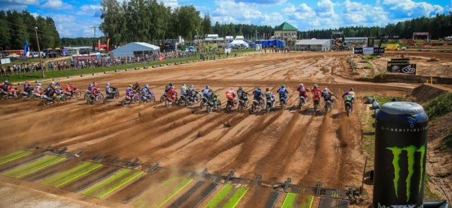 Race results: EMX Open RD2 – MXGP of Riga