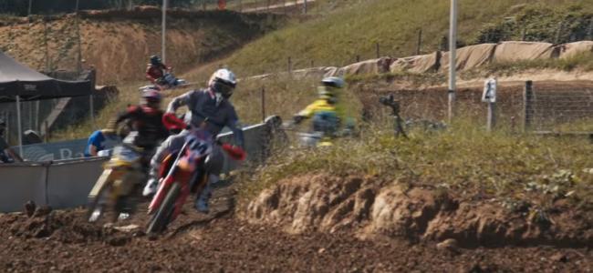 Video: Andrea Dovizioso races Motocross at Faenza