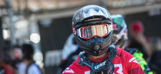 Simpson ruled out for next rounds of MXGP