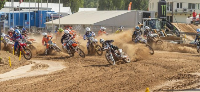Race results: EMX Open RD3 – Kegums