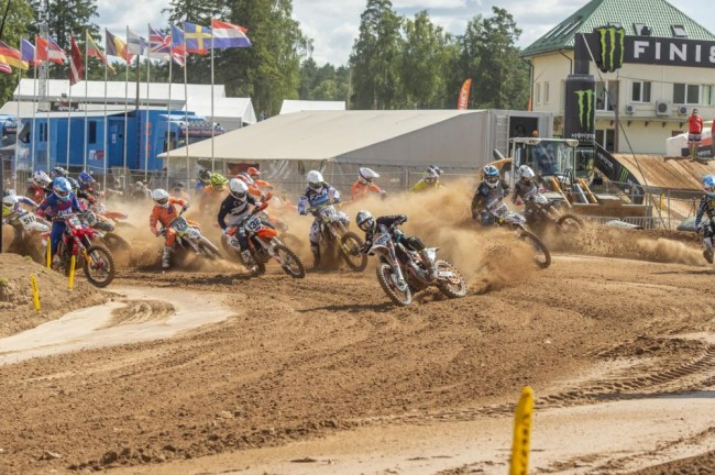 Race results: EMX Open RD3 – Kegums