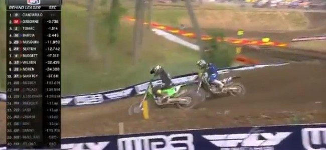 Video: Osborne V Barcia V Tomac at Ironman