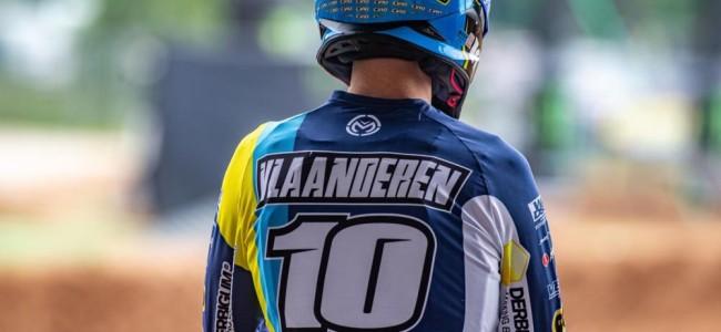 Calvin Vlaanderen offers positive update on his knee injury