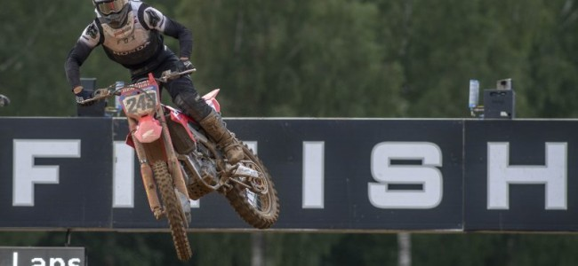 Gajser on his MXGP of Riga: Not happy with how the day went