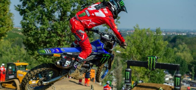 Race results: MXGP World Championship RD9 – Mantova