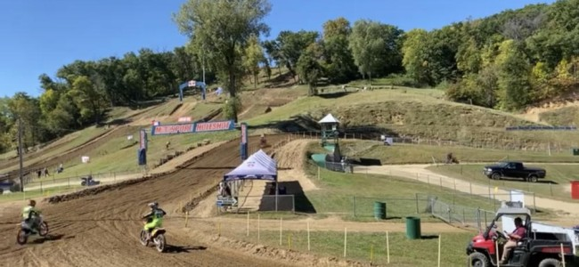 Video: Millville pre-race