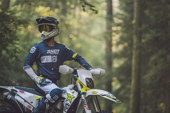 2021 Husqvarna replica Shot gear available now