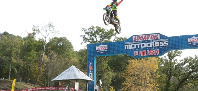 Tomac and Cianciarulo on Millville