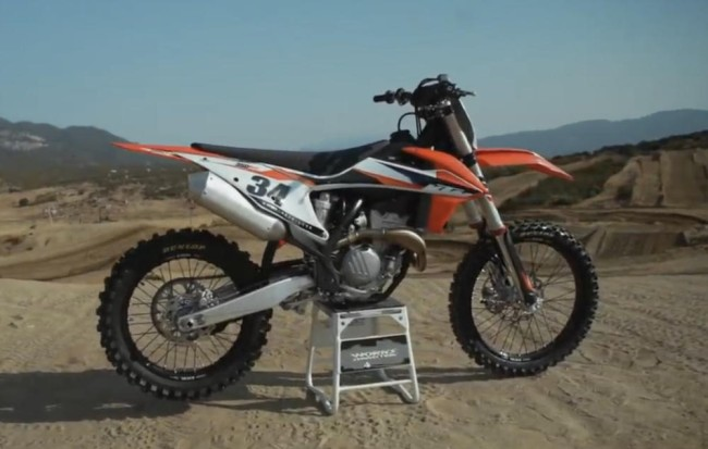 Tested: 2021 KTM 350