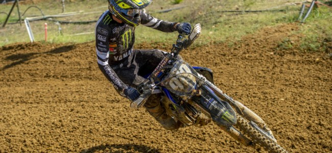 Bad day at the office for Kemea Yamaha