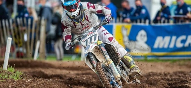 Pro qualifying results: MX Nationals RD3 – Cusses Gorse
