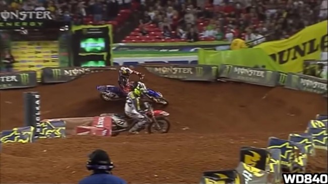 Video: Chad Reed – Career highlights