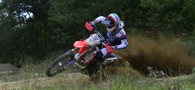 Charlier back to Enduro with BETA