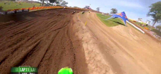 GoPro: Adam Cianciarulo on his way to winning his first 450cc National