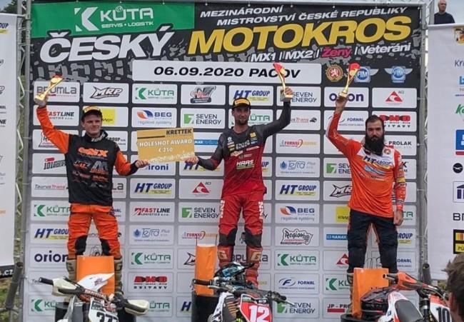 Results: Czech Championship – Pacov