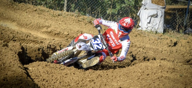 Race results: EMX125 RD2 – Faenza