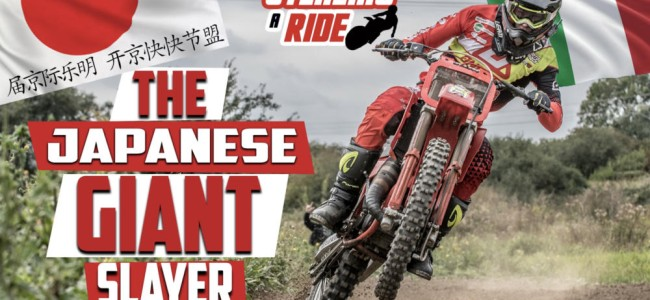 Tested: 1985 Cagiva WMX125!