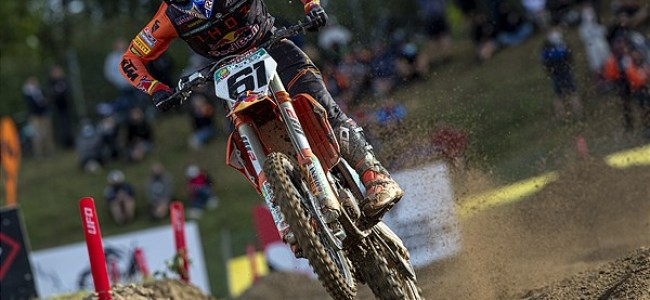 Qualifying results: MXGP World Championship RD13 – Lommel