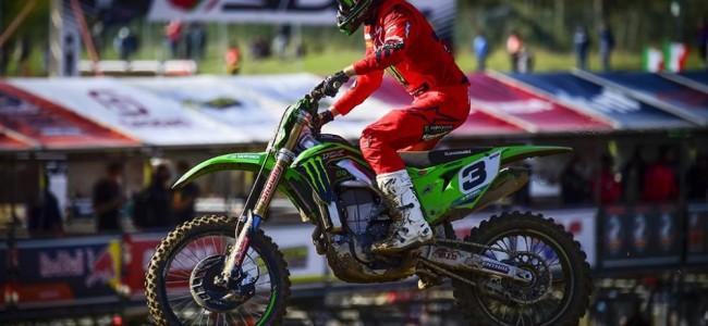 Race results: MXGP World Championship RD10 – Mantova 2