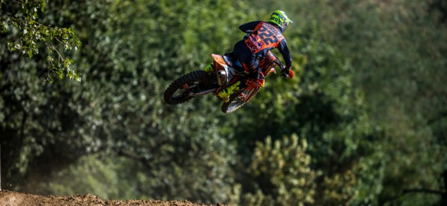 Race results: MXGP World Championship RD8 – Faenza 3