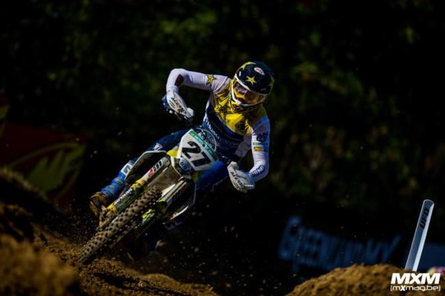 Qualifying results: MXGP World Championship RD8 – Faenza 3